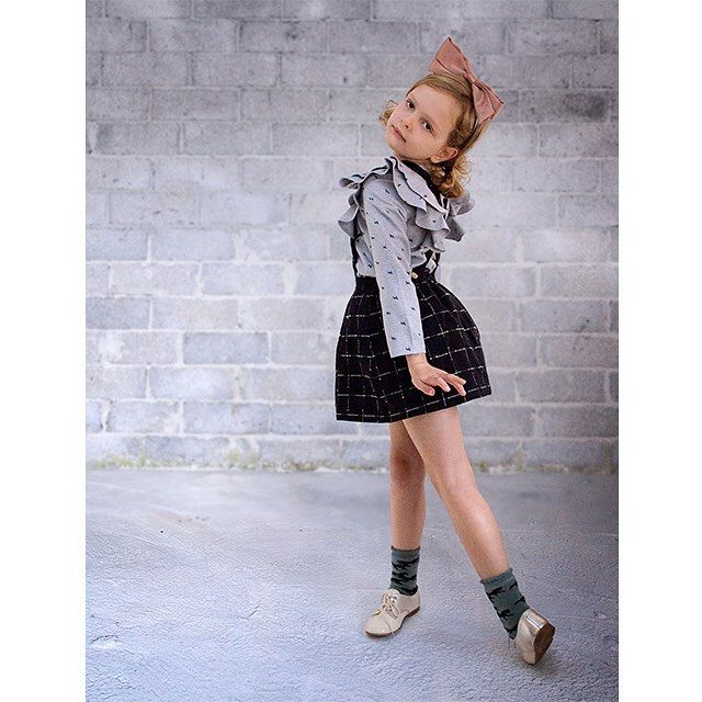 Styled to perfection.  . Pepper wears skirt from @oaksofacorn who have a #blackfriday Sale on with 30% off.  No code needed. (Click link in bio to read our round up of the best deals for Cyber weekend)