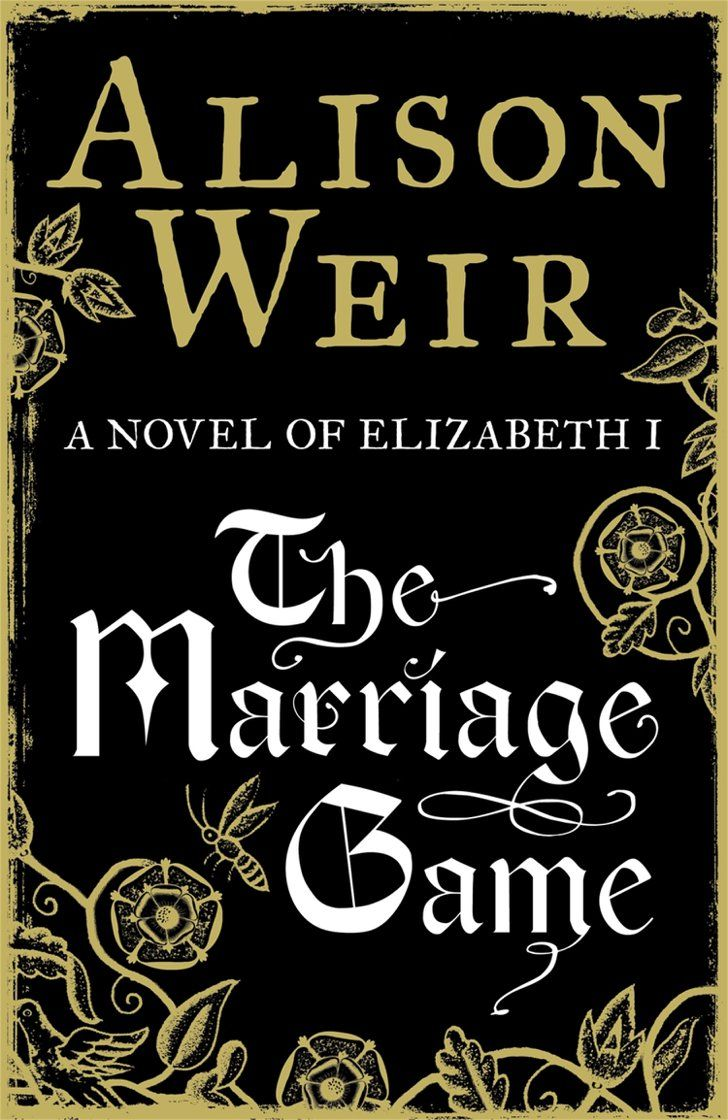 The Marriage Game Marriage Gamesalison Weirbig