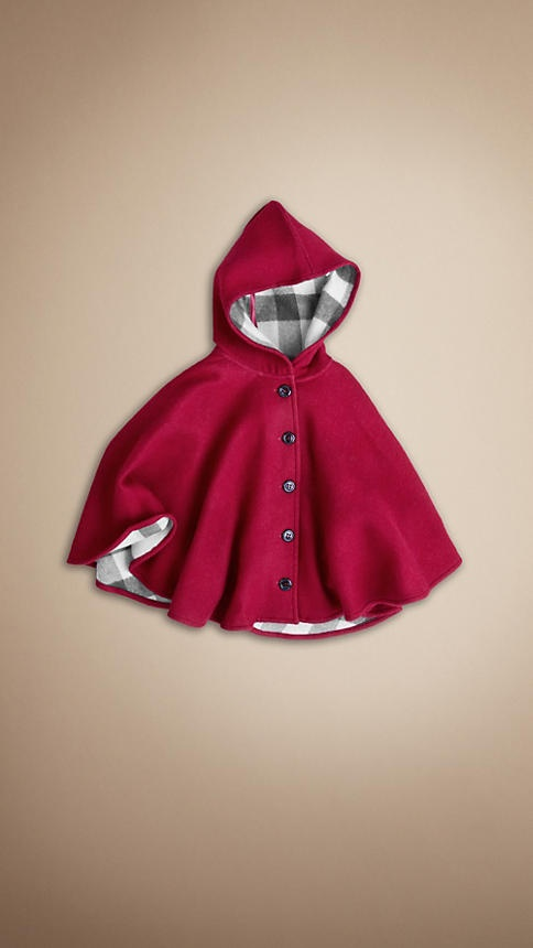 Burberry toddler cape