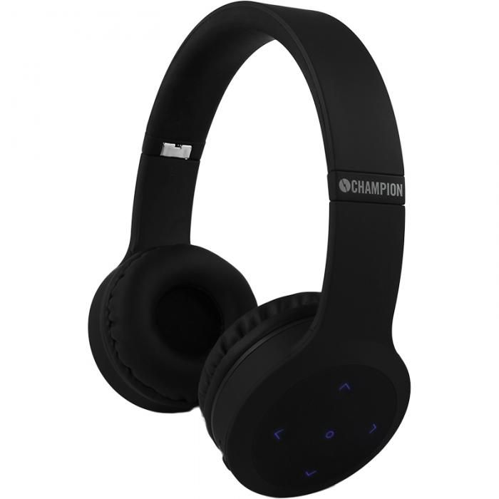 Snygga hörlurar från Champion. Läs mer om alla hörlurar på vår hörlursguide: http://www.phonelife.se/horlursguiden