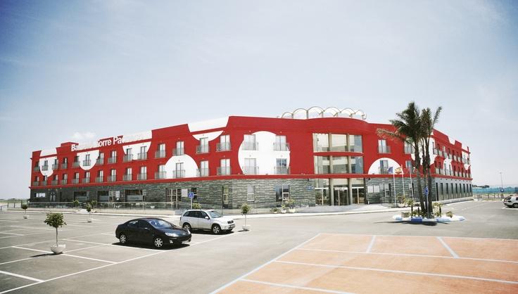 Mas de 300 días de sol al año en el Hotel Spa Torre Pacheco http://www.hotelspa-torrepacheco.com/esp/