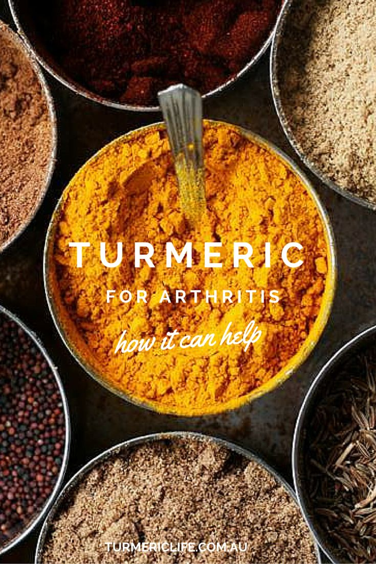 I've been taking Turmeric to combat Arthritis for a couple of years and I believe it's the reason that I can avoid prescription medication.