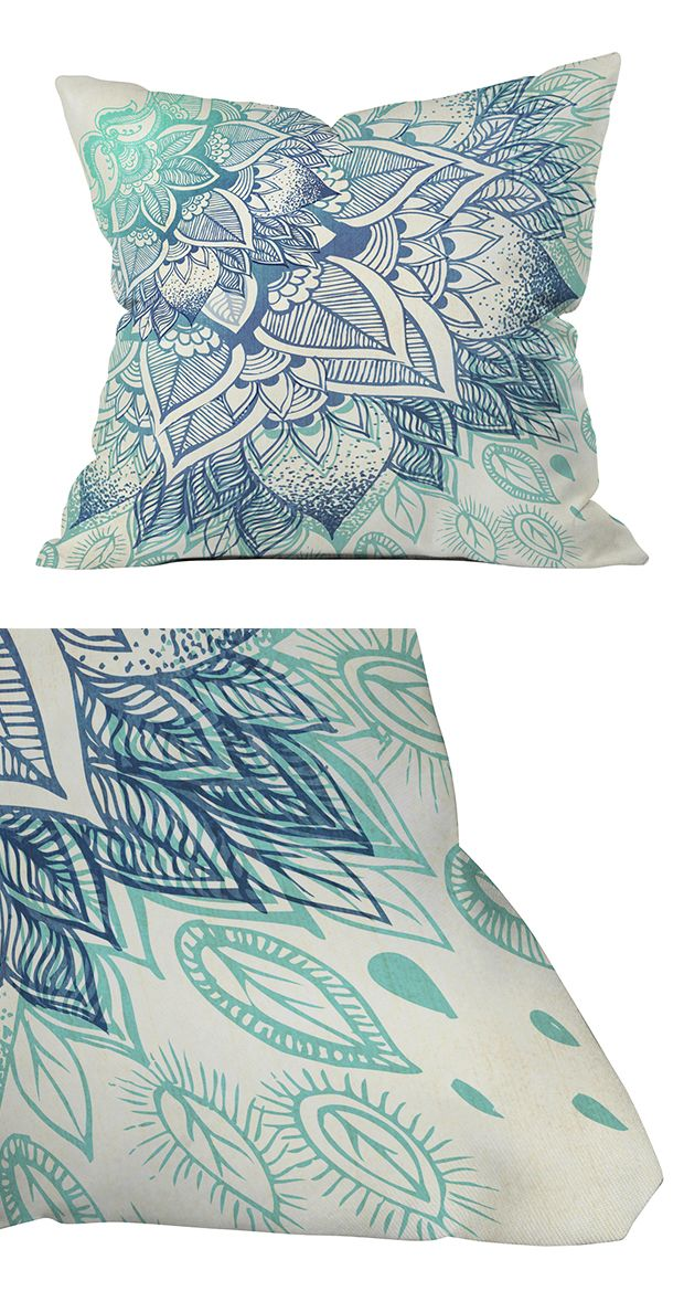Trying To Perfect That Colorful Boho Style? Look No Further. With Its  Unique Pattern, This Pillow Is Sure To Be The Talk Of Your Next Outdoor  Soirée.