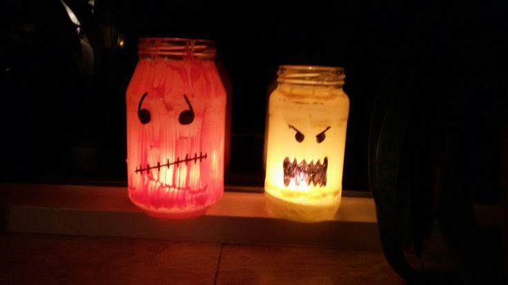 Halloween lantaarns