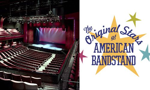 The Original Stars from American Bandstand Casino Concert Package