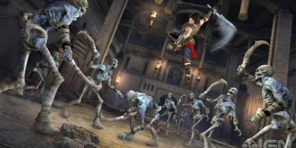 Visiting his brother's kingdom following his adventure in Azad, the Prince finds the royal palace under siege from a mighty army bent on its destruction. - http://gamingsnack.com/prince-of-persia-the-forgotten-sands-pc-3/ - free download