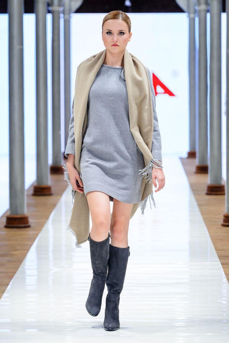 Pokaz Nowej kolekcji butów Apia jesień-zima 2015-16. #buty #obuwie #zamszowekozaki #kozaki #szary #grafit #trend #fashion #steetstyl #shoes