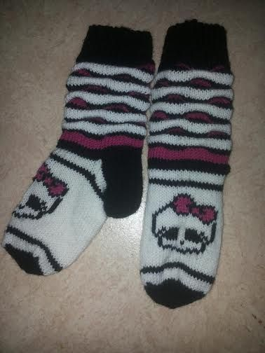 Monster High-socks