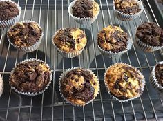 Low Carb Kokosmehl-Muffins