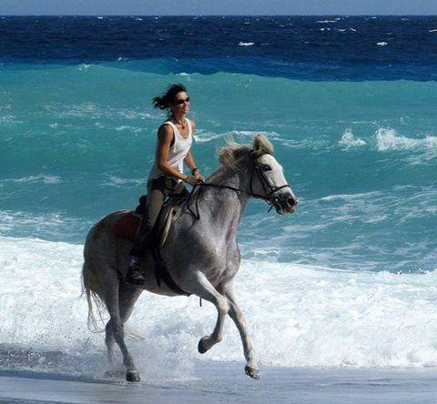 Che ne dite di una bella galoppata sul bagnasciuga? What about a ride on the seashore? ph sicilyhorseriding #summerinsicily #visitsicilyinfo #sportsinsicily #horseriding #fun