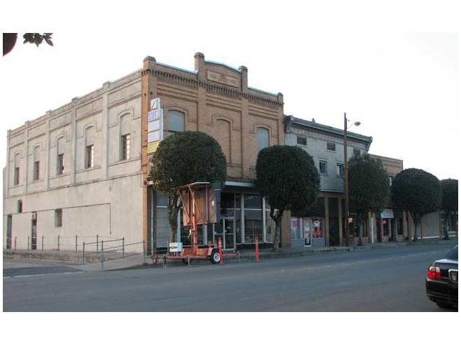 2nd Street Old Downtown Yuba City