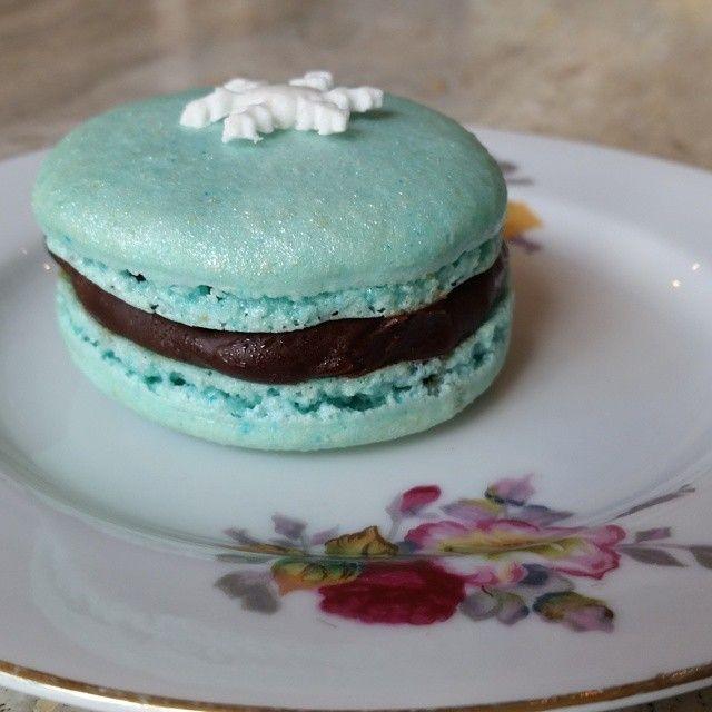 Bite me! #macaron #dessert #macarons