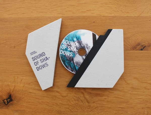 Graphic Design CD Packaging