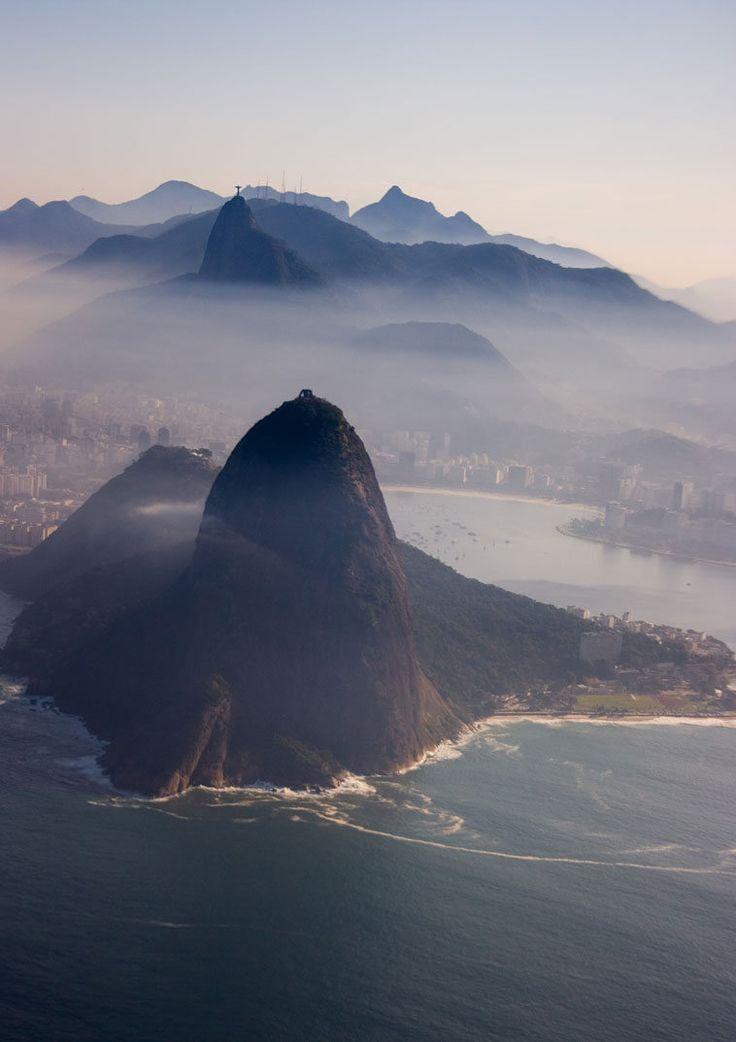 Rio de Janeiro, Brazil. - Sugar Loaf Mountain - Pan de Azucar