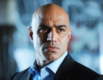 Faran Tahir of Dallas and Warehouse 13  © Bjoern Kommerell