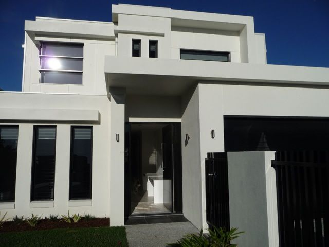 Nuvo model house