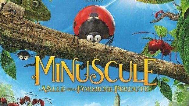 Minuscule - La valle delle formiche perdute: trailer e video backstage in italiano del film d'animazione