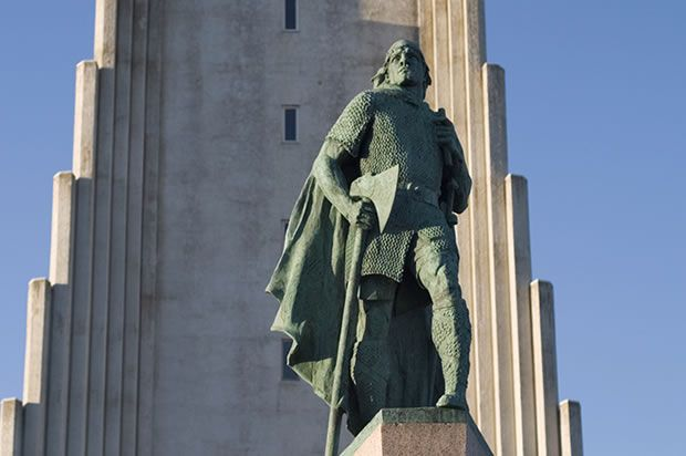 The Viking Explorer Who Beat Columbus to America -- As Columbus Day approaches, the United States commemorates the explorer credited with the first European expedition to North America—Leif Eriksson.