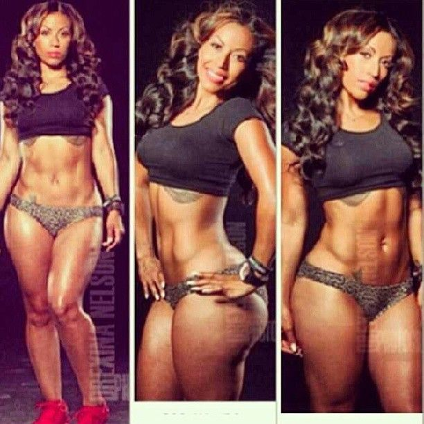 These i want abs motivation