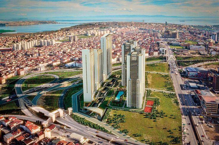 SİZİN İÇİN TASARLADIK, LOGOMUZDAN İLHAM ALDIK: Her detayında Özyurtlar mimarisinin izlerini taşıyan; prestiji, ihtişamı ve ayrıcalıklı yaşam alanlarıyla bugüne kadar yaptığımız en büyük proje olan Nlogo İstanbul, logomuzdan esinlenerek tasarlandı.
