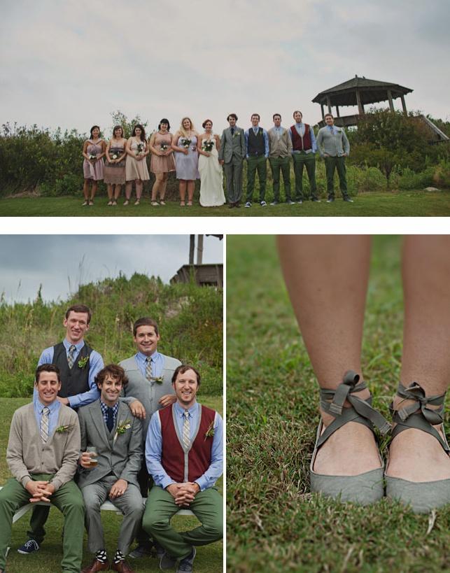 <3 groom & groomsmen #wedding attire