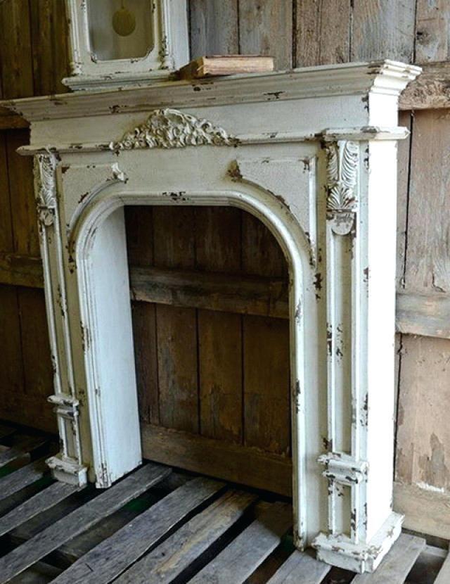 Faux Fireplace Mantel Surround Stone Mantels Diy Ideas For Sale