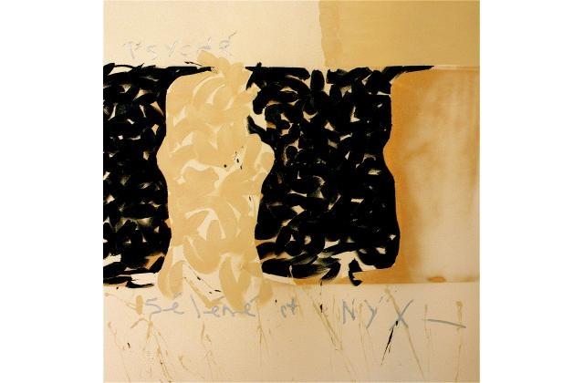 Richard Mill | RM 1433 | Acrylique sur toile (acrylic on canvas) |2007