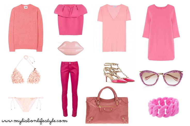 Shopping | Pink Explosion | My Lisbon Lifestyle