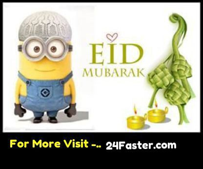 Eid Mubarak – Happy Eid Quotes images Messages Wishes Greeting Cards