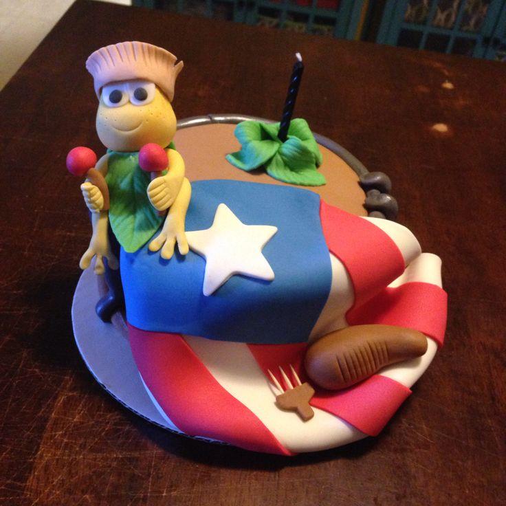 puertorican cake