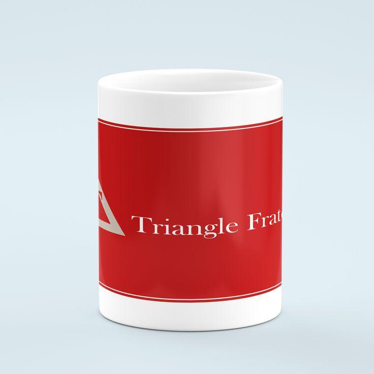 Triangle Fraternity Mug