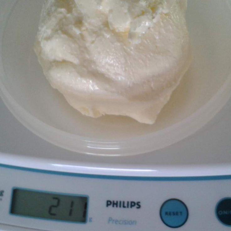 Rezept laktosefreie Butter selbstgemacht von Lelchen - Rezept der Kategorie Saucen/Dips/Brotaufstriche