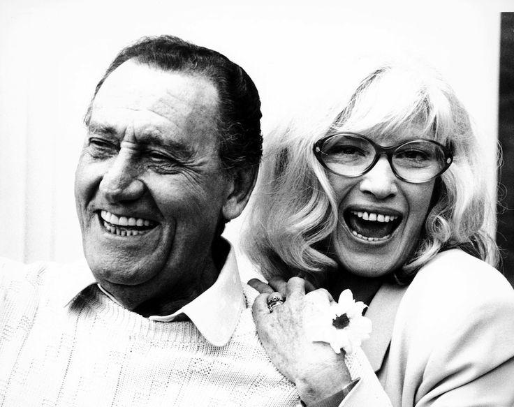 Alberto Sordi & Monica Vitti @manubirba #manubirba