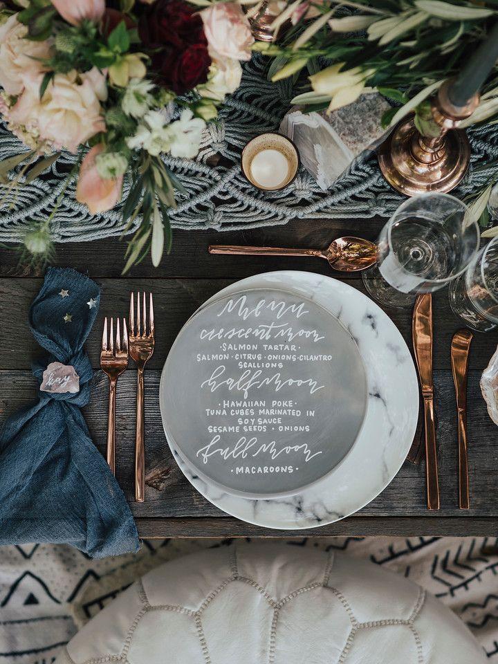 30 himmlische Hochzeitsideen, die Sie sternenklar machen   – Wedding