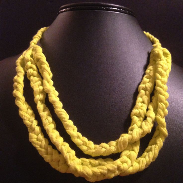 Hand made necklace by simplicity is king :)