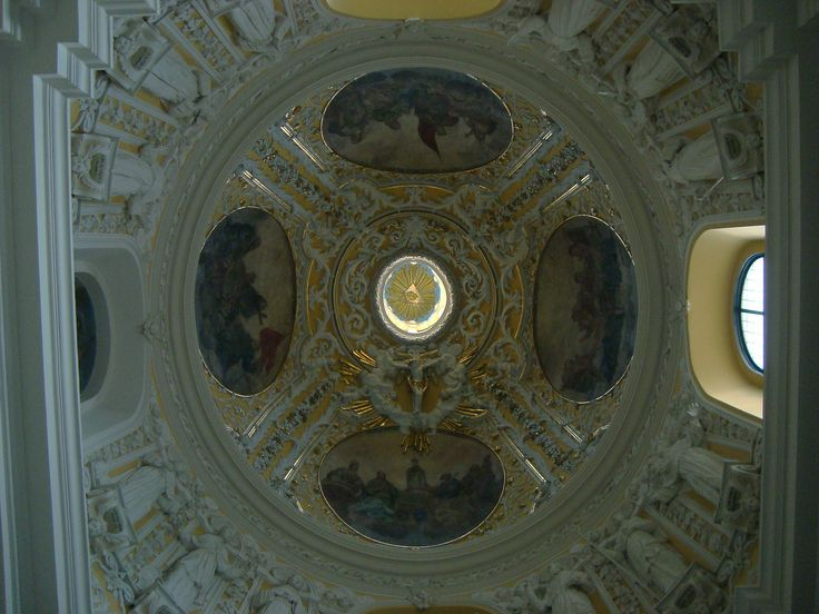 Poznan//Saint Anthony church and monastery of…
