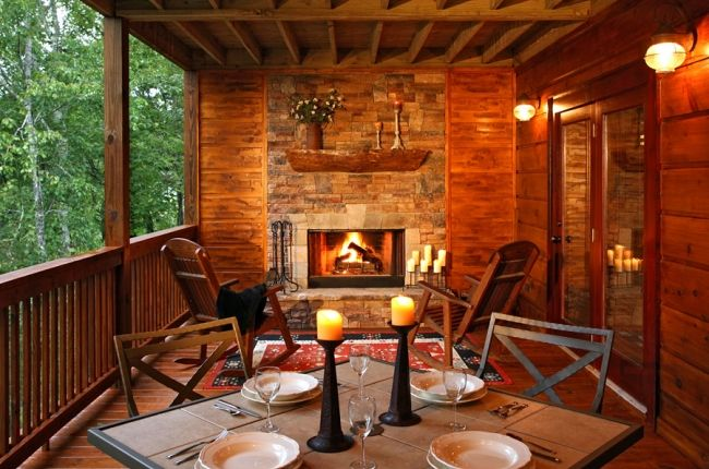 A Rolling River Cabin Cabin Rentals Of Georgia Outdoor