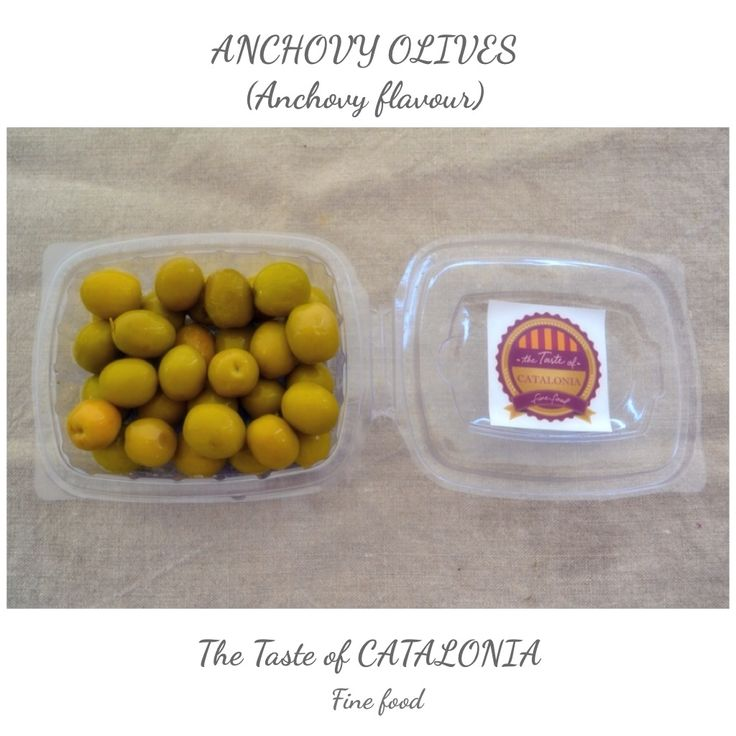 Anchovy flavoured Olives. thetasteofcatalonia@gmail.com  Photography: catherinebenagesdills@gmail.com