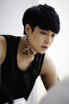 Lay Exo Tattoo Real