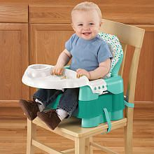 Safety 1st Deluxe Sit, Snack, and Go Convertible Booster Seat  Laguna Beach