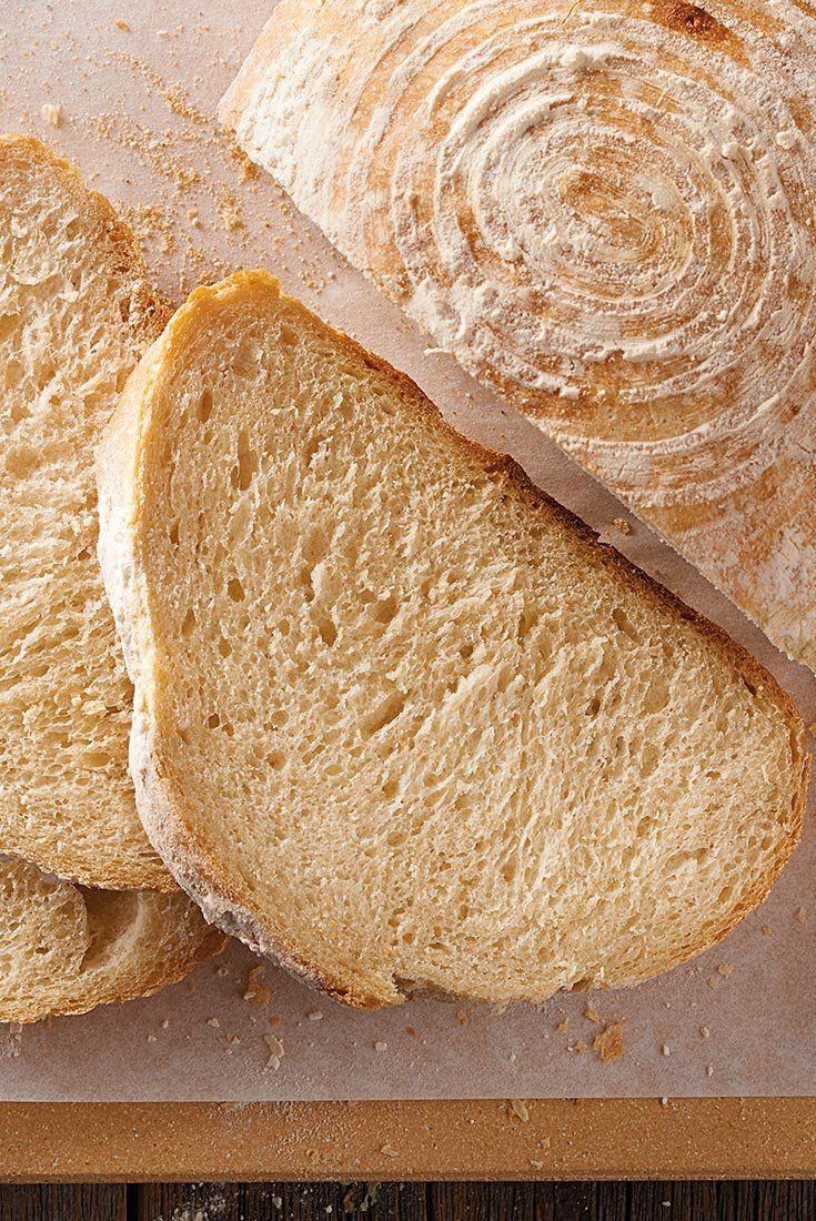 Artisan Hearth Bread Recipe Hearth Bread Recipe Bread How To Make Bread