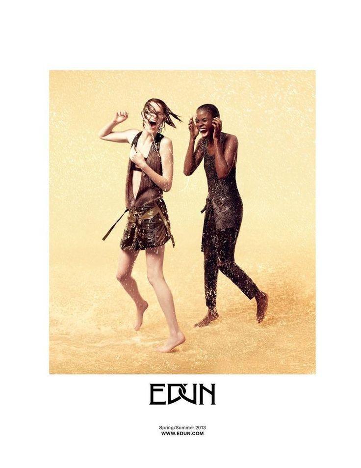 Edun - Edun S/S 13 Campaign