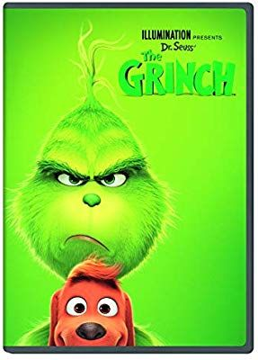 The Grinch (DVD) [2018]: Amazon.co.uk: DVD & Blu-ray ...