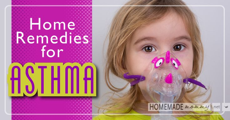 Home Remedies for Asthma | www.homemademommy.net
