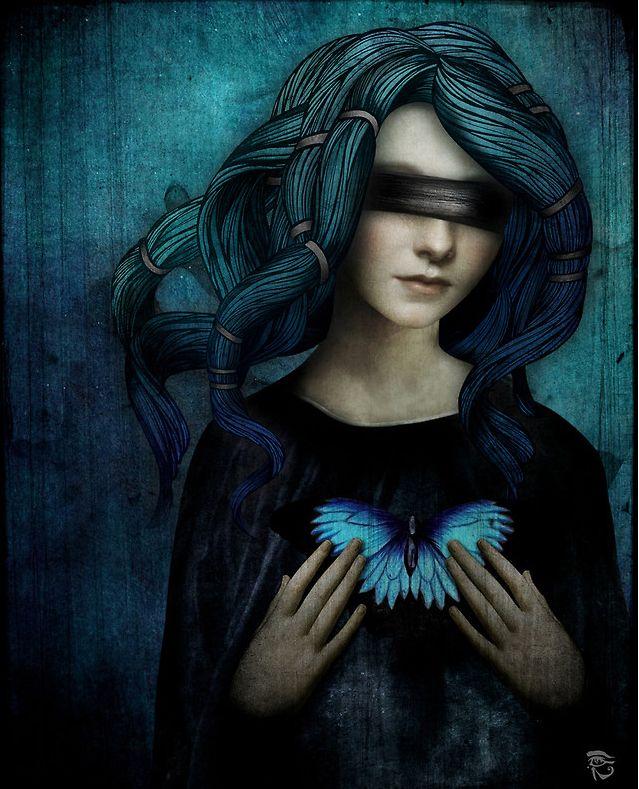 Christian Schloe es un talentoso artista austriaco cuyo trabajo se distingue en el área digital, la ilustración y fotografía. Pareciera que Schole vuela por la vida en el surrealismo de sus obras. Es un artista que recrea universos naturales: árboles, aves, mariposas, sirenas, flores, son algunos de los elementos que resultan atractivos en cada una …