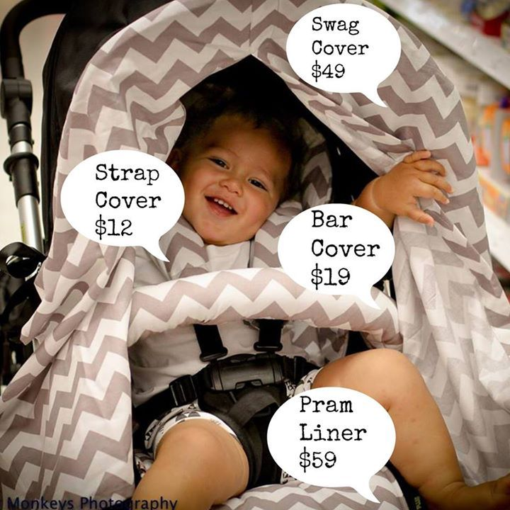 Pram Swag Cover Buy for only $49!http://www.bambelladesigns.com.au/product-category/swag-cover/ #Bambella #Bambelladesigns #Pramcover #Swagcover