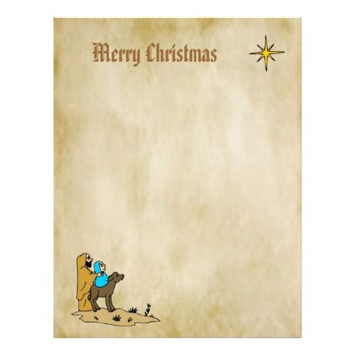 40 best christmas letter ideas images on pinterest christmas christmas letter paper star of bethlehem spiritdancerdesigns Choice Image