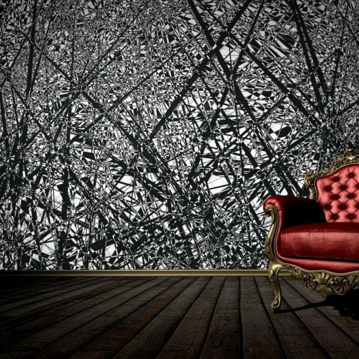 25+ best ideas about fototapete schwarz weiß on pinterest | weiße ... - Fototapete Wohnzimmer Schwarz Weiss