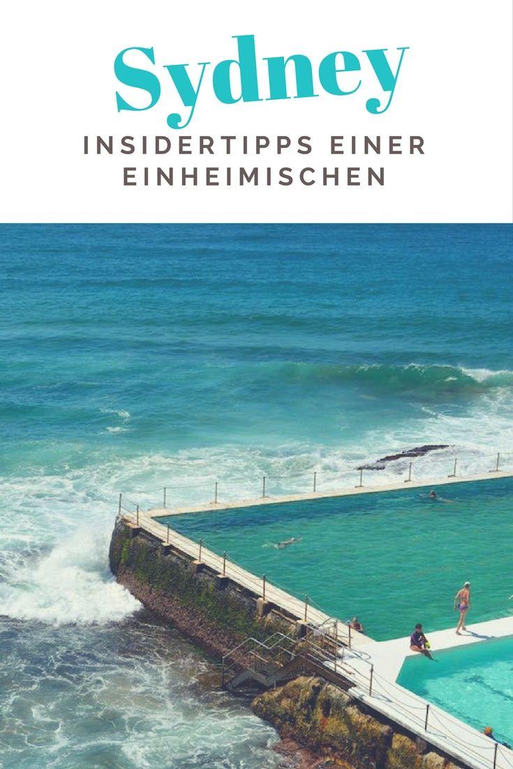 Australien: Silke vom Familienreiseblog Mini Globetrotter hat 13 Jahre lang in Sydney gewohnt. Im Interview verrät sie ihre Sydney Insidertipps zu Sehenswürdigkeiten, Stränden, Hotels, Restaurants und Cafés. Auf dem Bild zu sehen ist der Icebergs Pool am Bondi Beach.