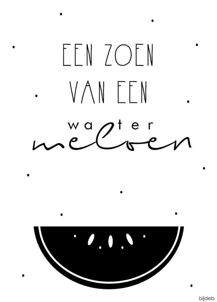www.bijdeb.blogspot.com ❥ #dutch #quote